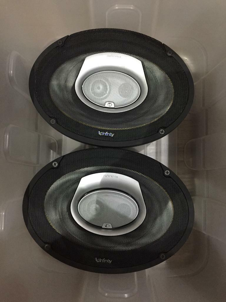 Infinity Reference 6x9 car speakers