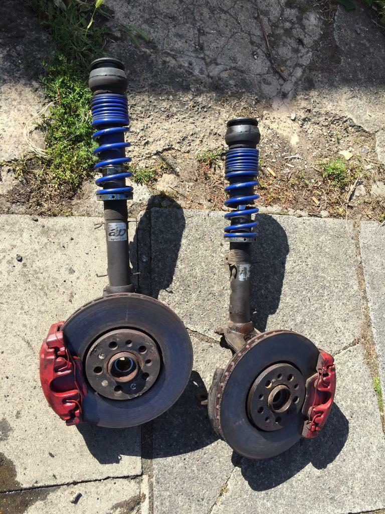 Vw Golf Mk4 Ap Coilovers With Front Hubs In Palmers Green London Gumtree