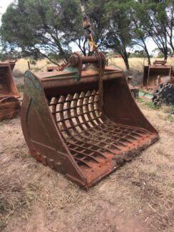 Sorting skeleton buck 45- 60 ton excavator