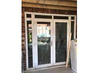External Double Glaze Door