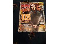 Nme magazine christmas 2004