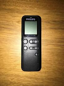 Philips DVT1100 Voice Recorder/Dictaphone