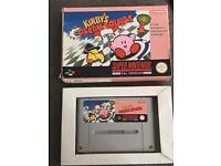Kirbys dream course n64