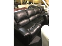 As new full recliner 3/1/1 suite