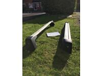 Mercedes Benz C class saloon w205 roof bars