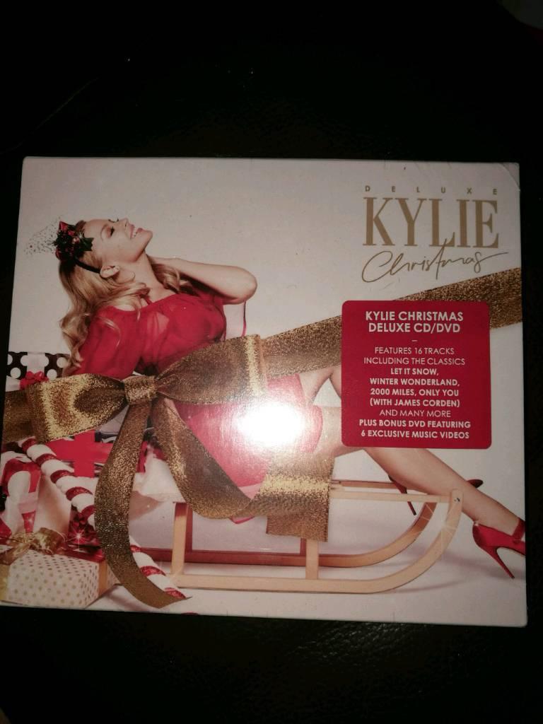 Kylie xmas cd new sealed