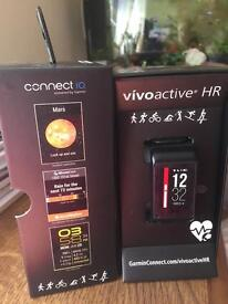 Vivoactive HR watch