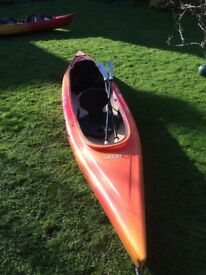 Twin Kayak - Old Town Twin Otter, excellent condition, paddles included.