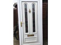 Exterior Door (Front/Back)