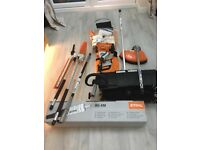 Brand new 2017 Stihl kombi tool 131r with carry bag and 7 attachments. Massive saving on rrp