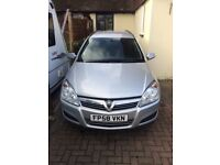Vauxhall Astra estate 1.3cdti 58plate (spares or repair)