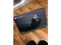 XBOX ONE X - 1TB Brand New