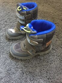 Next winter boots size 10