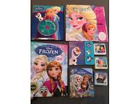 Frozen books - used but in very good condition