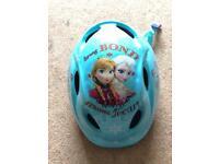 'Frozen' bike helmet (for 3-5year olds)
