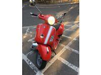 Piaggio Vespa 300/125