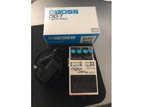 Boss DD-7 Digital Delay Compact Pedal