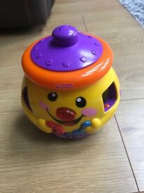 Fisher price cookie jar