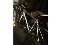 Boardman team carbon road bike (limited edition)2014