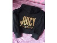 Juicy Couture Black Label Los Angeles Hoodie