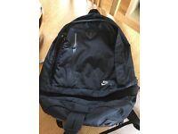 Nike black back bag good conditin