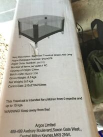 Travel Cot (perfect condition)