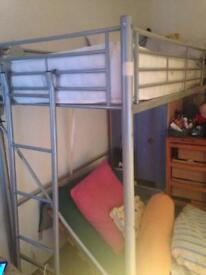High sleeper bed £30 pick up at kenilworth near the castle will deliver within 3 miles of the castle