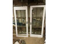 Internal Solid Wood & Glass Doors for sale