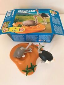 Playmobil - Ostrich Family