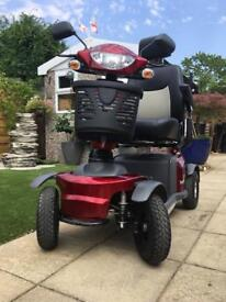 Travelux Discovery Sport Mobility Scooter