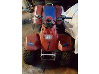 Kawasaki 110 quad. 5spd. ( suzuki, Honda)