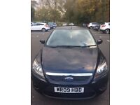 Ford Focus Zetec 1.6 Petrol - 2009 Facelift