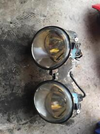 VW Lupo headlights