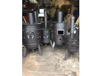 Wood / coal burner s