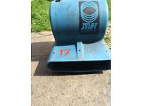 Turbo Dryer Sirocco HP Floor Dryer