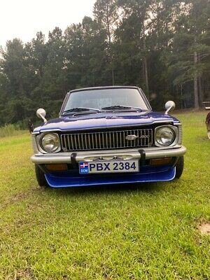 1973 Toyota Corolla Coupe Blue RWD Manual deluxe