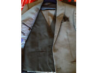 3 Piece tailored NEXT suit