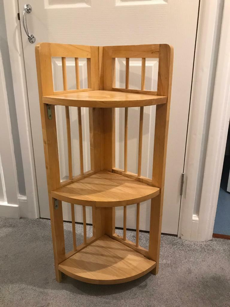 Folding Corner Shelving Unit In Inverness Highland Gumtree