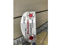 Titleist Scotty Cameron California Del mar Putter