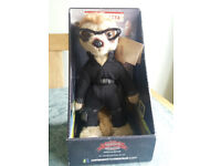 Compare the Meercat collectable Agent Miaya