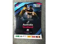Rugby World Cup 2015 programme