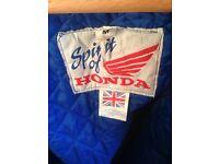 Motorbike waterproof Honda Jacket.
