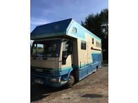 Ford Iveco 7.5t Horsebox
