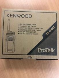 KENWOOD ProTalk TK-3501