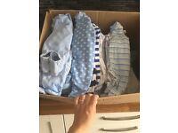 Baby boys clothes 0-12
