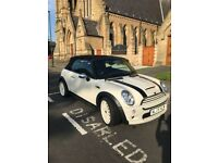 Great condition, Mini Cooper S Convertible - summer fun!
