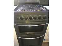 gas cookers belling in 55 cm ann 60 cm white color, brown color....free delivery