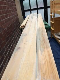 Pine Skirting Board and matching Architrave - new