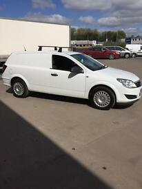FOR SALE VAUXHALL ASTRA VAN CDTI 1 former owner