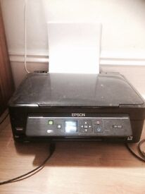 1 year old Epson printer with paper/ink